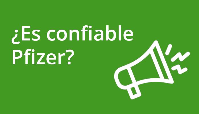 confiable pfizer