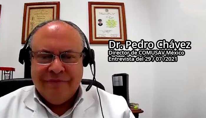 entrevista dr pedro chavez