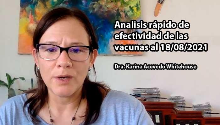 analisis rápido sobre las vacunas