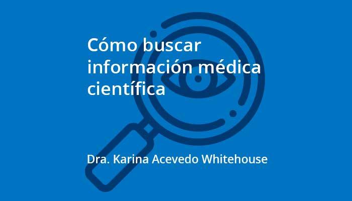buscar informacion cientifica