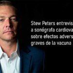 stew peters entrevista a sonografa cardiovascular